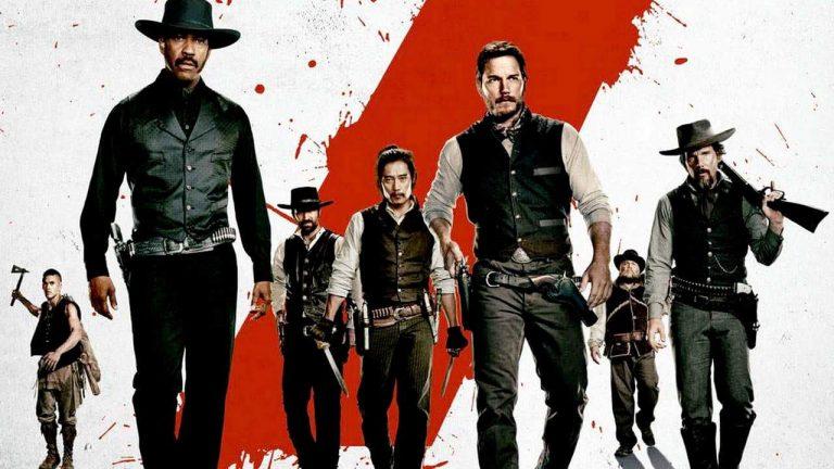 sept mercenaires