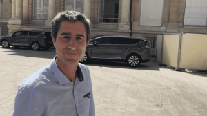 canicule voiture ministre