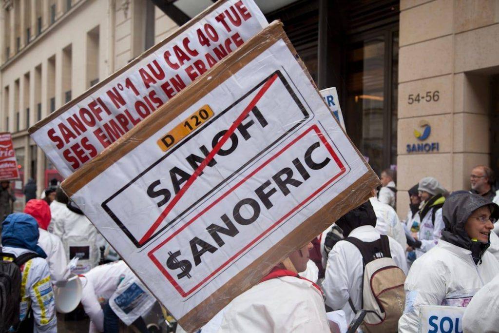 sanofi mourenx