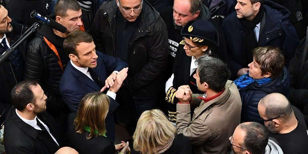 Whirlpool Amiens Macron