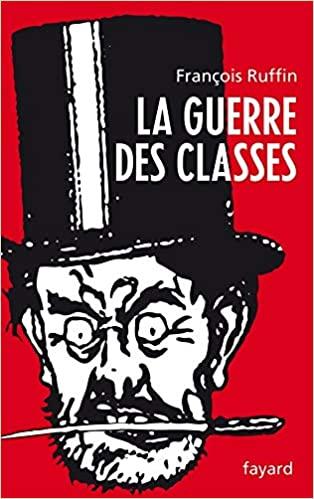 """""""La guerre des classes"""", la couverture de l'essai de François Ruffin"""