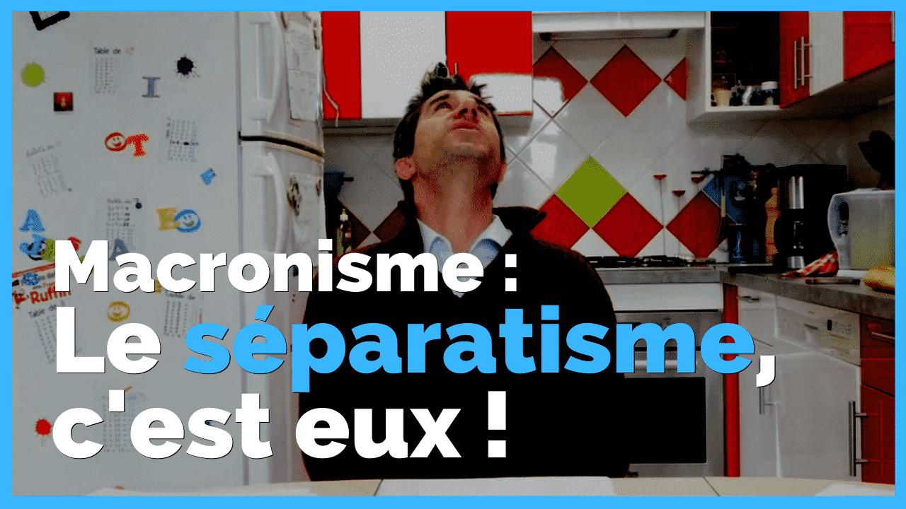 Le séparatisme c'est eux : découvrez le nouveau Bulletin de François Ruffin