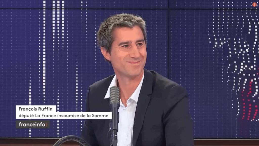 Francois Ruffin France Info Croissance Decroissance