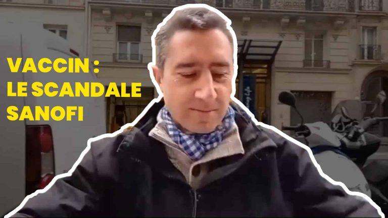 Vaccin Sanofi Macron