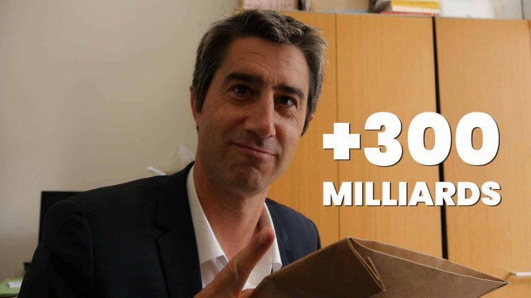 +300 milliards classement challenges youtube