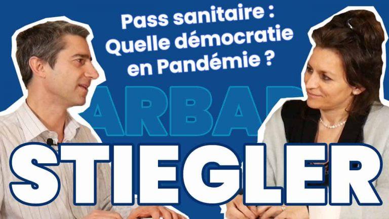 pass sanitaire stiegler covid macron démocratie web